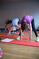 fitness classes fredericksburg