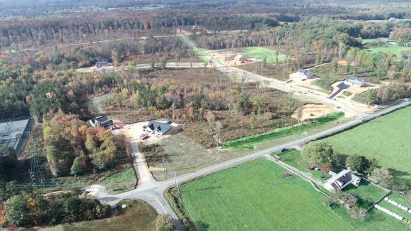 Mountain View Estates Aerial View - Stafford, VA