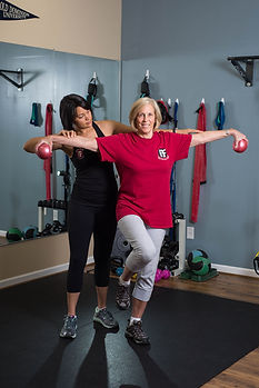 personal trainer Fredericksburg, VA