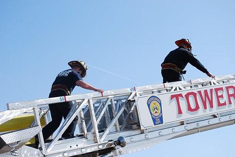 Training Spotsylvania Volunteer Fire Department