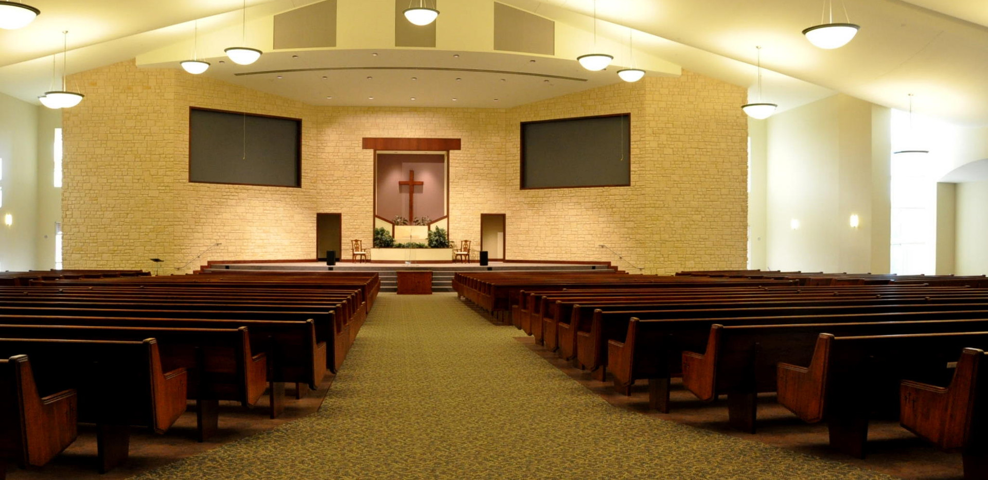 Legacy Church of Christ & Youth Benevolence Center | Frank Dale Construction