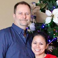 Chris and Vanz Petersen