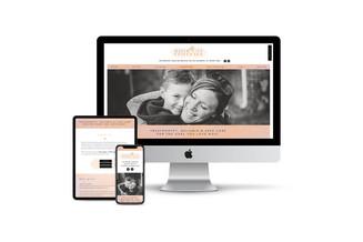 Website Design for Child Care Service
