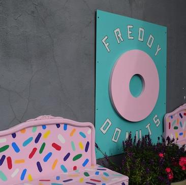 Freddy Donuts • Fredericksburg, VA