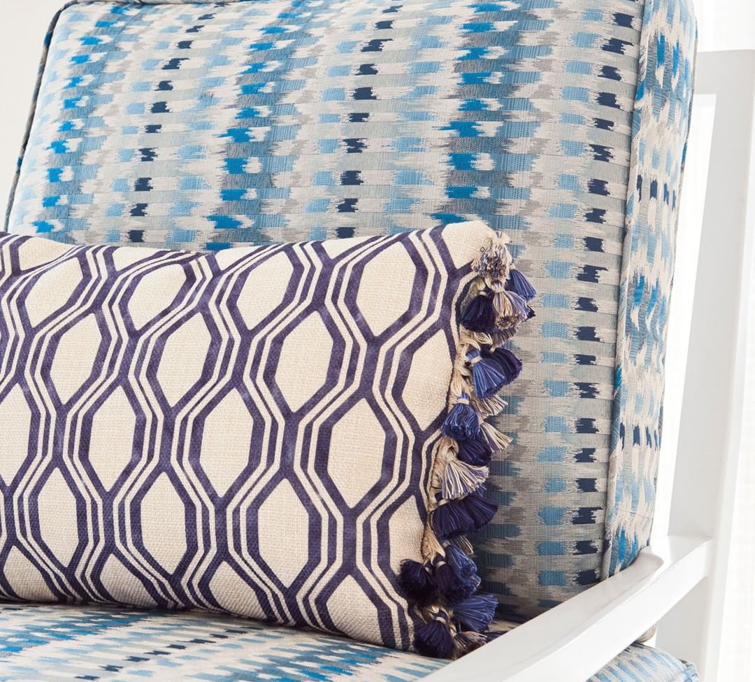 Cushions With Cording