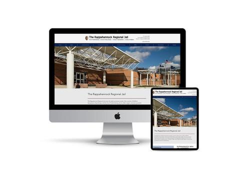 Website Design for Jail