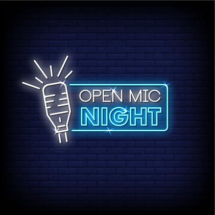 open mic night richmond va
