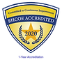 Leap Ahead Accredidation Badge