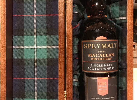 Macallan Distillery 1950 Scotch by Gordon & Macphail