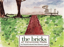 Bricks at kenmore fredericksburg virginia