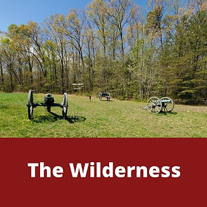The Wilderness Battlefields CVBT