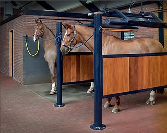 horse stall flooring