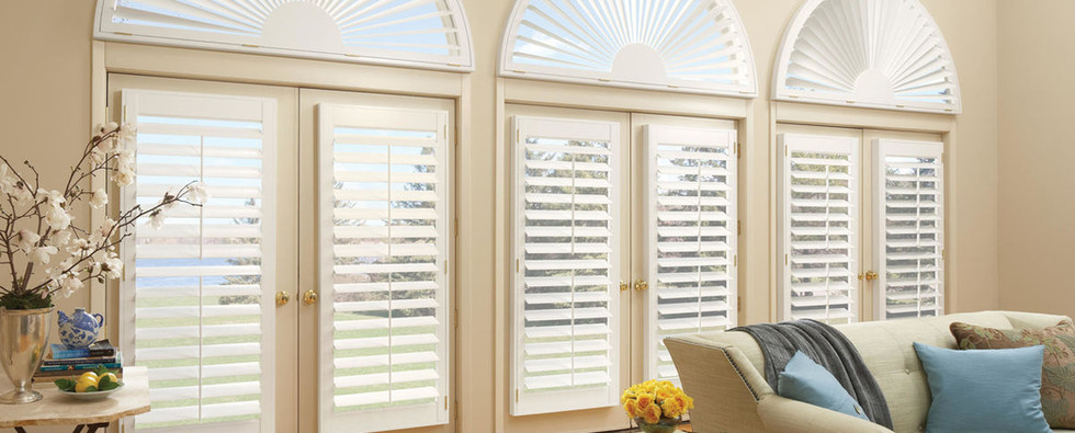 Shutters for Poladian windows