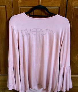 Ladies Fashion Shirt - Mauve $35