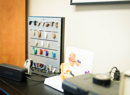 One size or style of hearing aid doesn't fit all