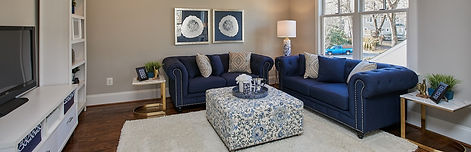 custom family and living spaces