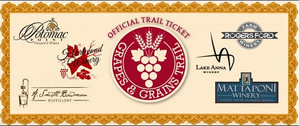 Grapes and Grains Trail tickets