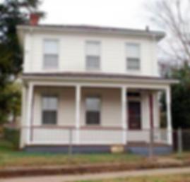 Renovation 705 Charlotte Street, Downtown Fredericksburg, VA