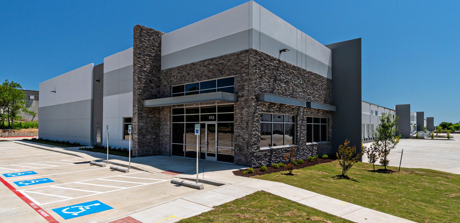 Southlake Business Park | Frank Dale Construction