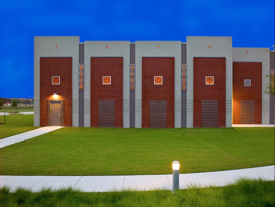 Ismaili Jamatkhna Center | Frank Dale Construction