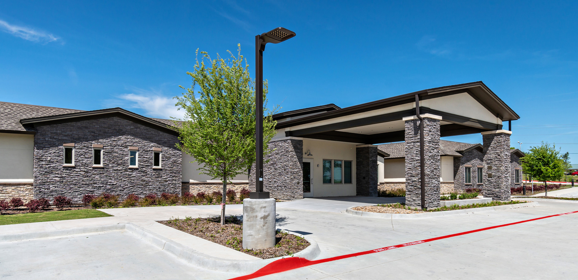 Care Meridian | Frank Dale Construction