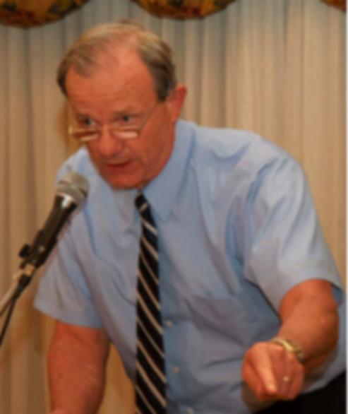 Dr. Michael Stevens, Former President CVBT