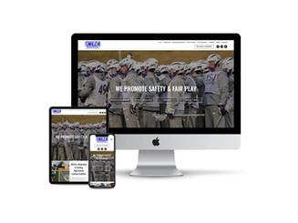 Website Design for Athletic Association