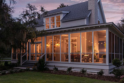 Screened Porch Home Improvement Contractor King George VA