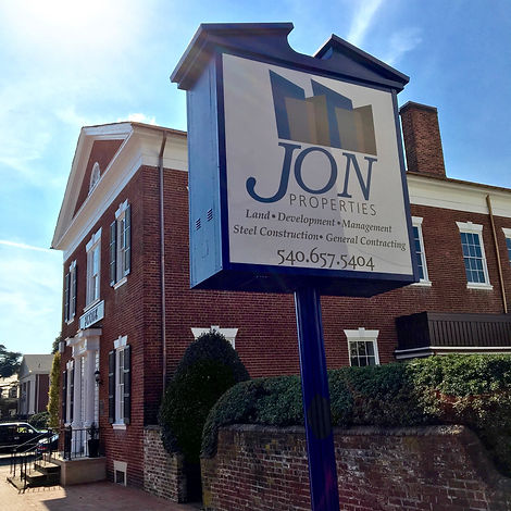 Jon Properties Frederickburg VA