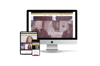 Website Design for Celebrity Coaching Business