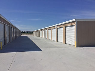 Decatur Storage Facility Construction TX
