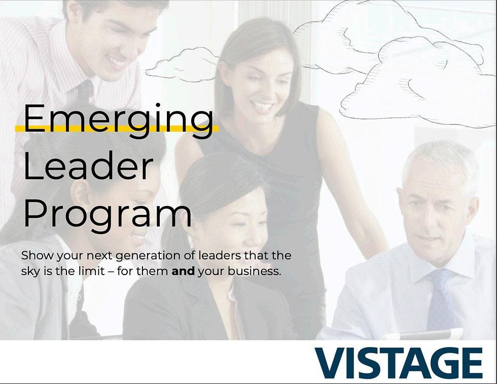Emerging Leader Program