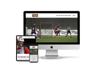 Website Design for Professional Athletes