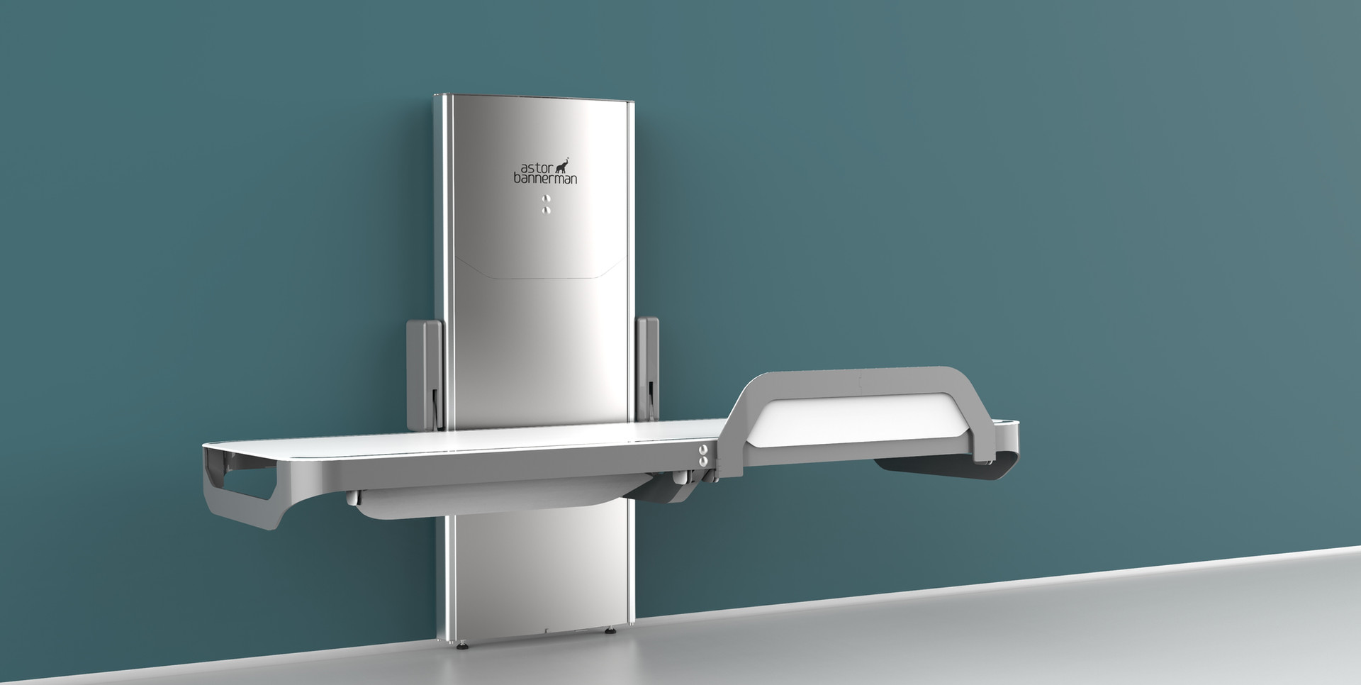 Invincible Changing Table