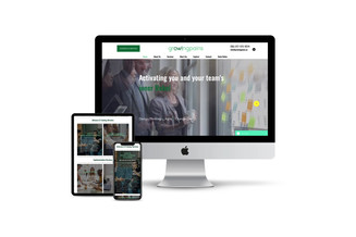Website Design for Business Consultant Group