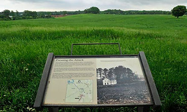 Central Virginia Battlefields Trust Civil War Chancellorsville, VA