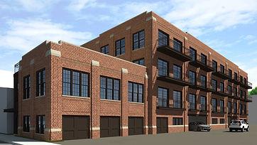 The Lofts at Frederick St, Downtown, Fredericksburg, VA