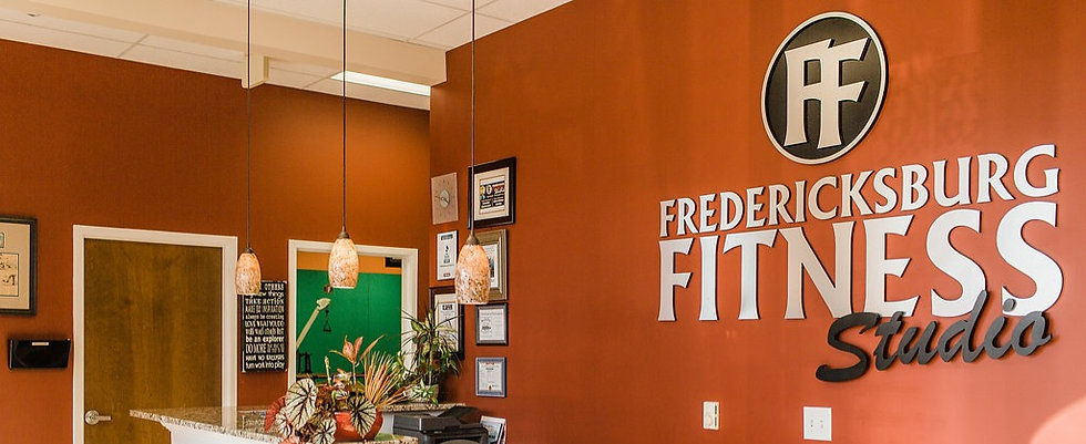 best personal trainer Fredericksburg, VA