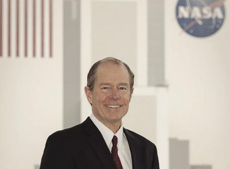 Aerodyne's Eric Skahn receives NASA's prestigious Silver Snoopy Award