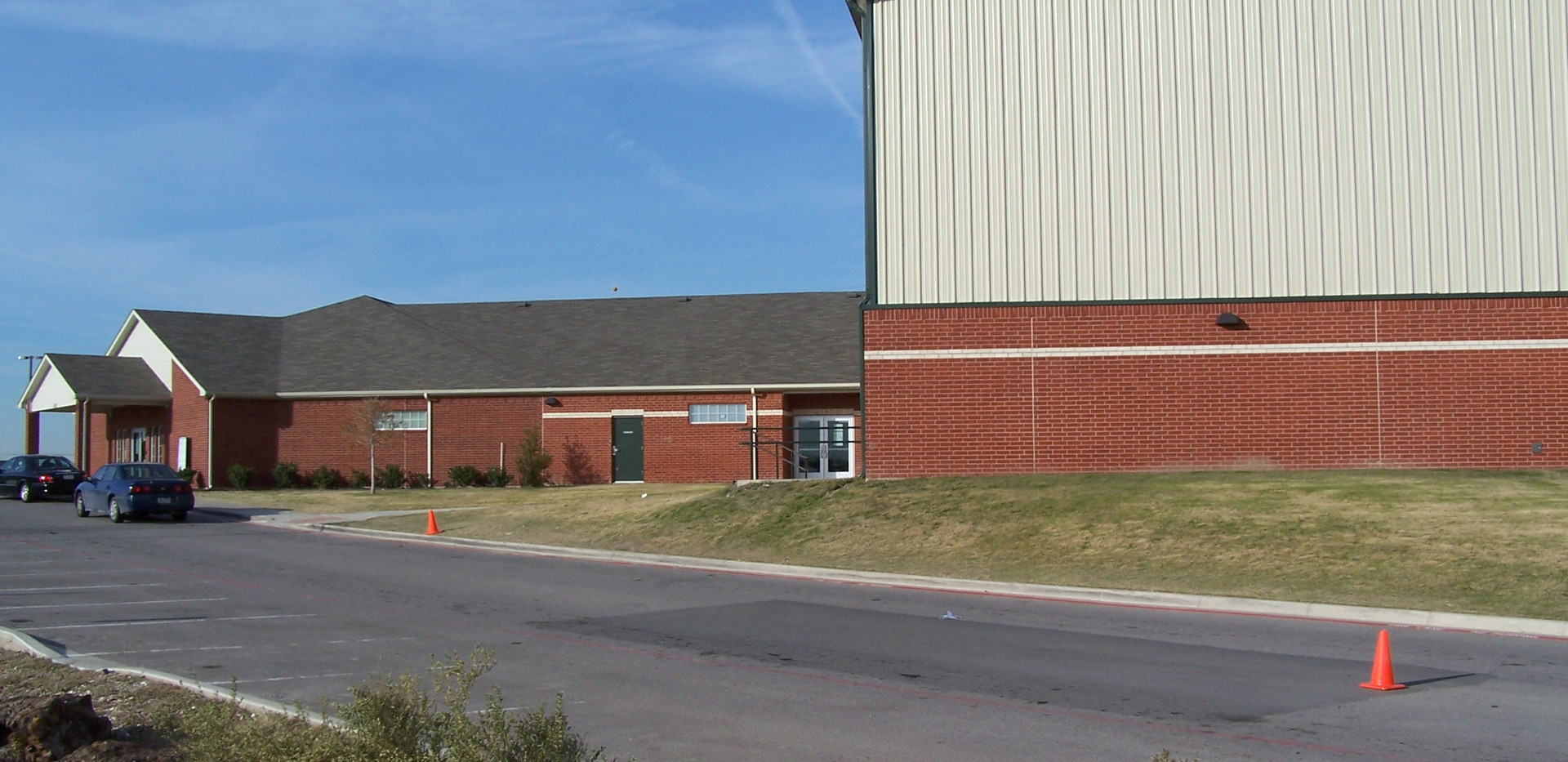 A.W. Brown Charter School | Frank Dale Construction