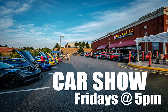 Gourmeltz Car Show Fredericksburg VA
