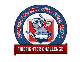 Spotsylvania Volunteer Fire Department Firefighter Challenge