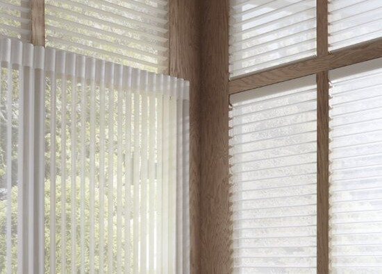 Fabric-based Vertical Blinds