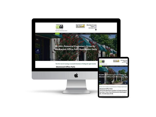 Website Design for Property Management