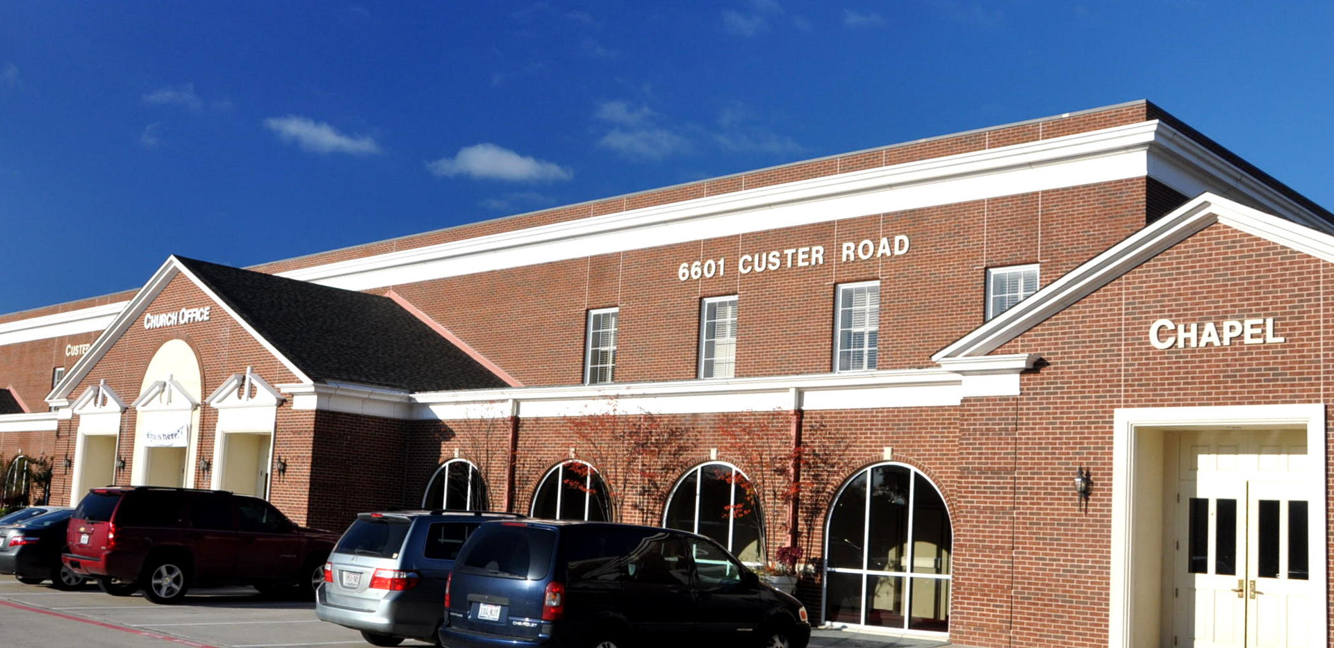 Custer Road United Methodist Church | Frank Dale Construction