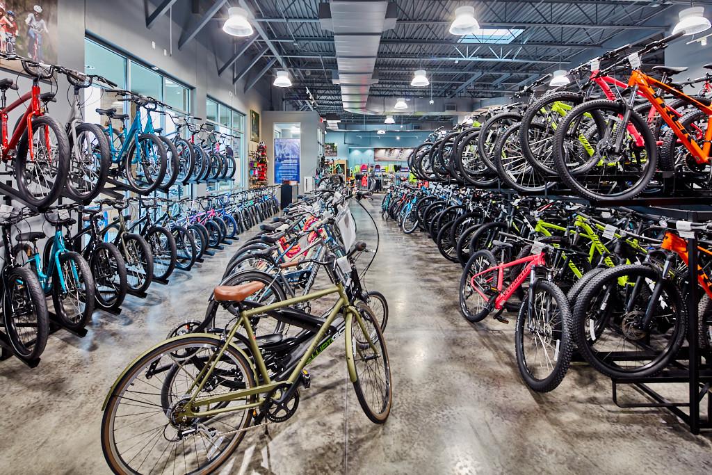 Richardson Bike Mart | Frank Dale Construction