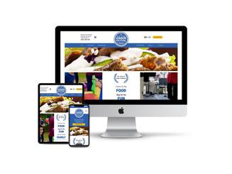 Website Design for Local Festival