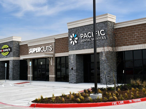 Leon Capital Roanoke Retail | Frank Dale Construction