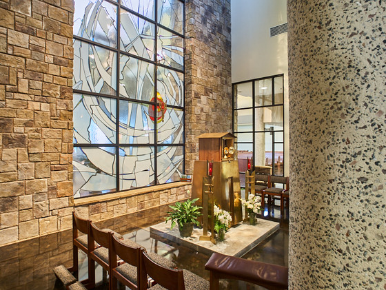 Immaculate Conception | Frank Dale Construction