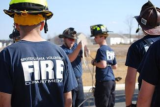 Spotsylvania Volunteer Fire Department